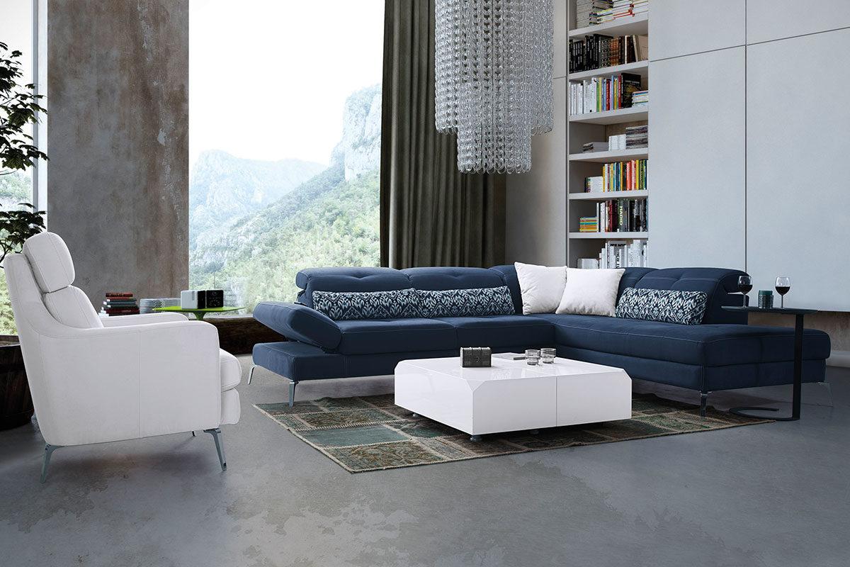 Γωνιακός Καναπές Κρεβάτι Mellow