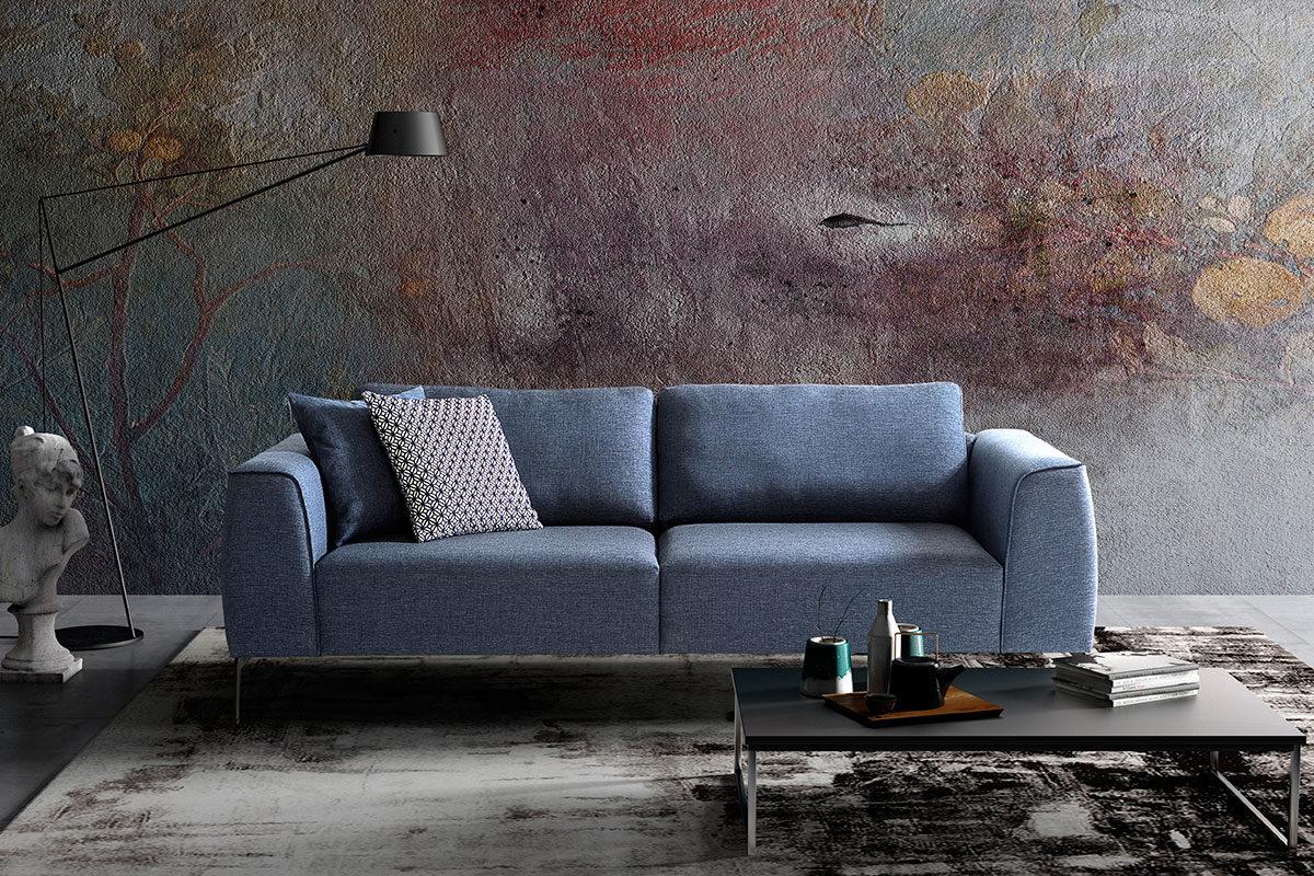 Τριθέσιος καναπές Charm