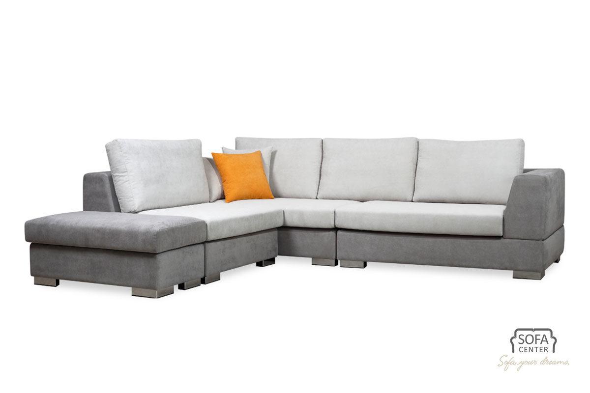 Καναπές γωνία Lud